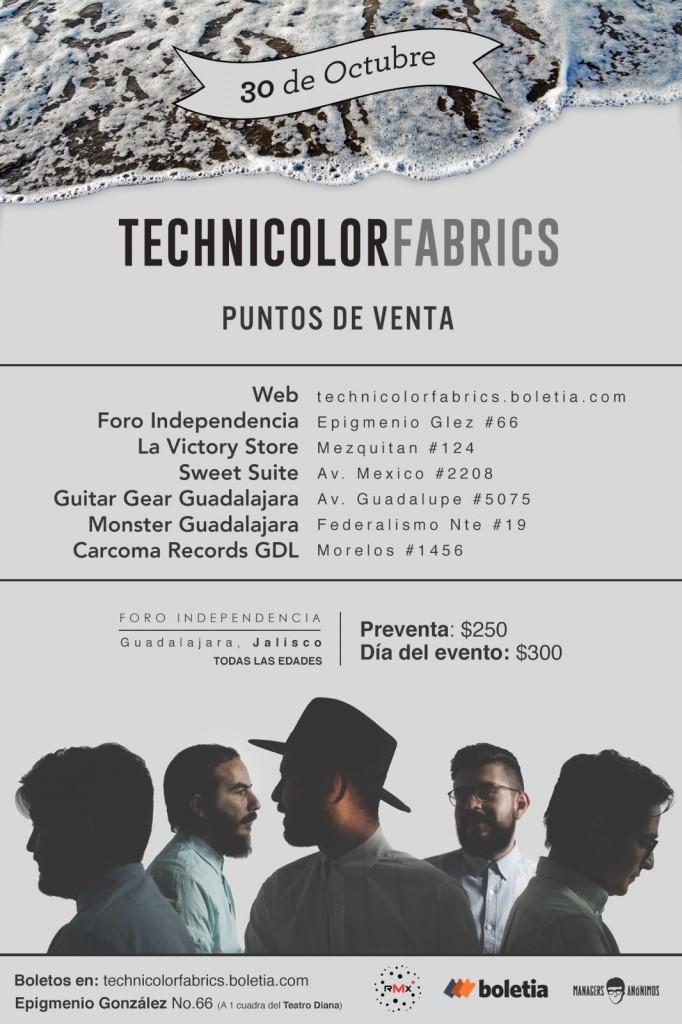 Technicolor Fabrics