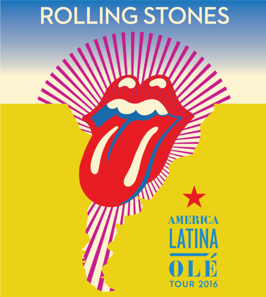 The Rolling Stones America Latina Ole Tour