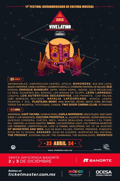 Cartel VL16 version 2