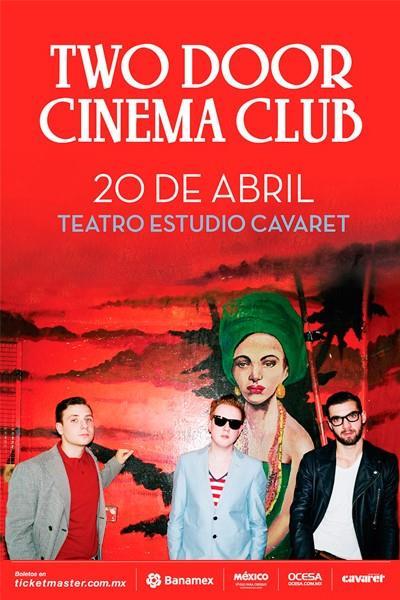 Two Door Cinema Club TEC