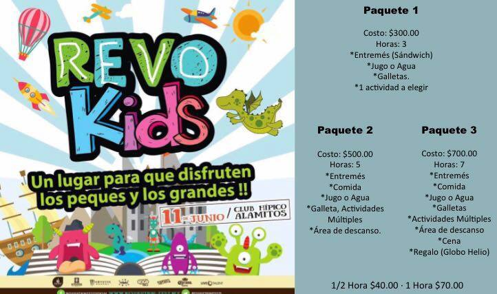 Revolution Fest 2016 GDL Kids 2