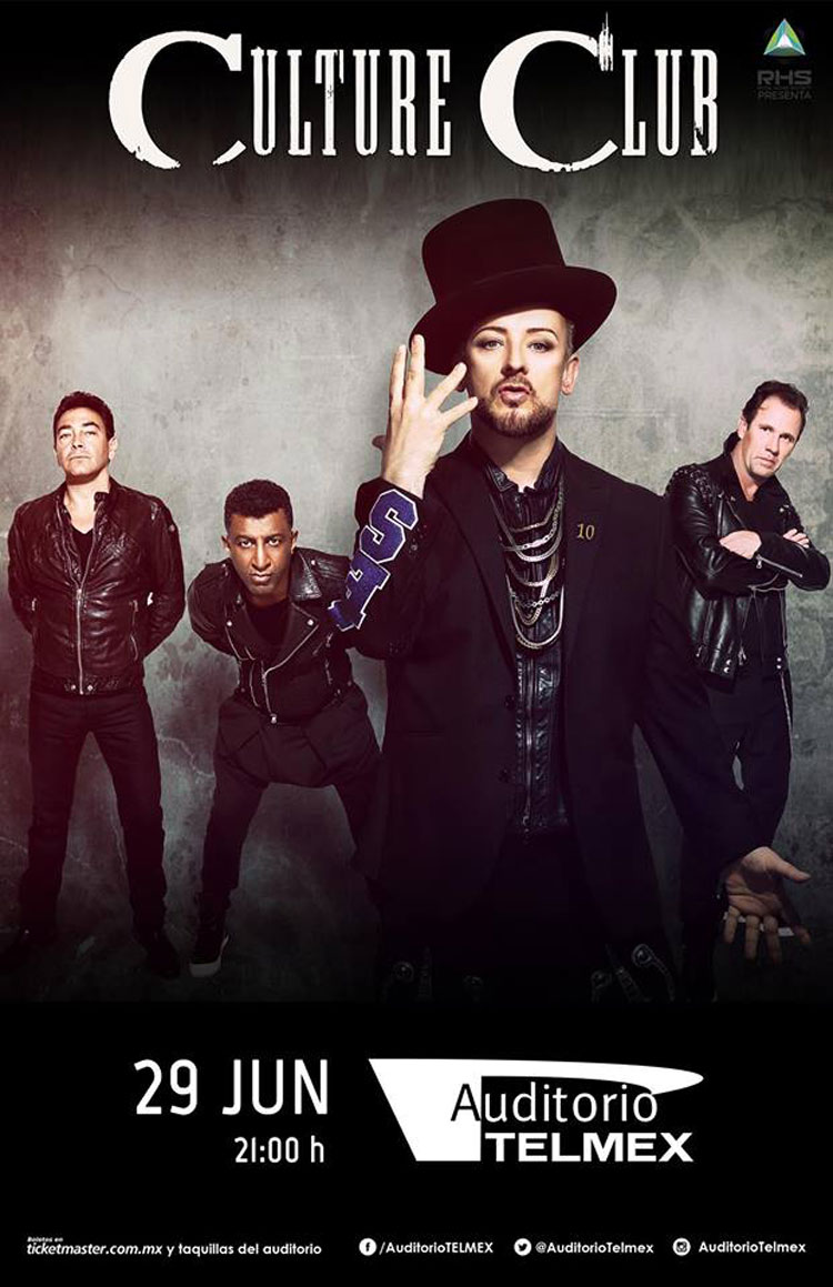 Culture Club Auditorio Telmex