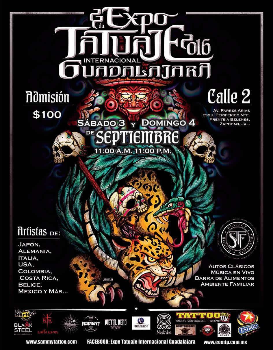 Expo Tatuaje Cartel 2016