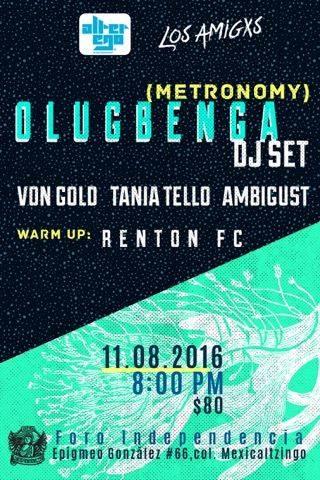Metronomy DJ Set